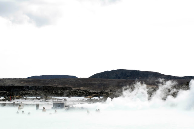 Day 3 in Iceland: The Blue Lagoon, a geothermal spa located in the middle of a lava field.  Read about our visit (including some top tips!)