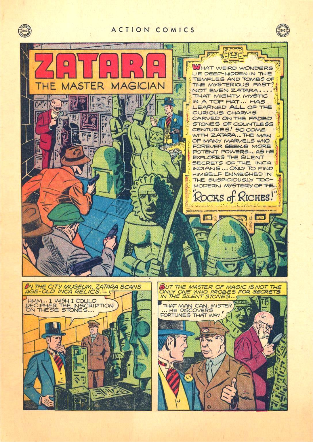 Action Comics (1938) 73 Page 49