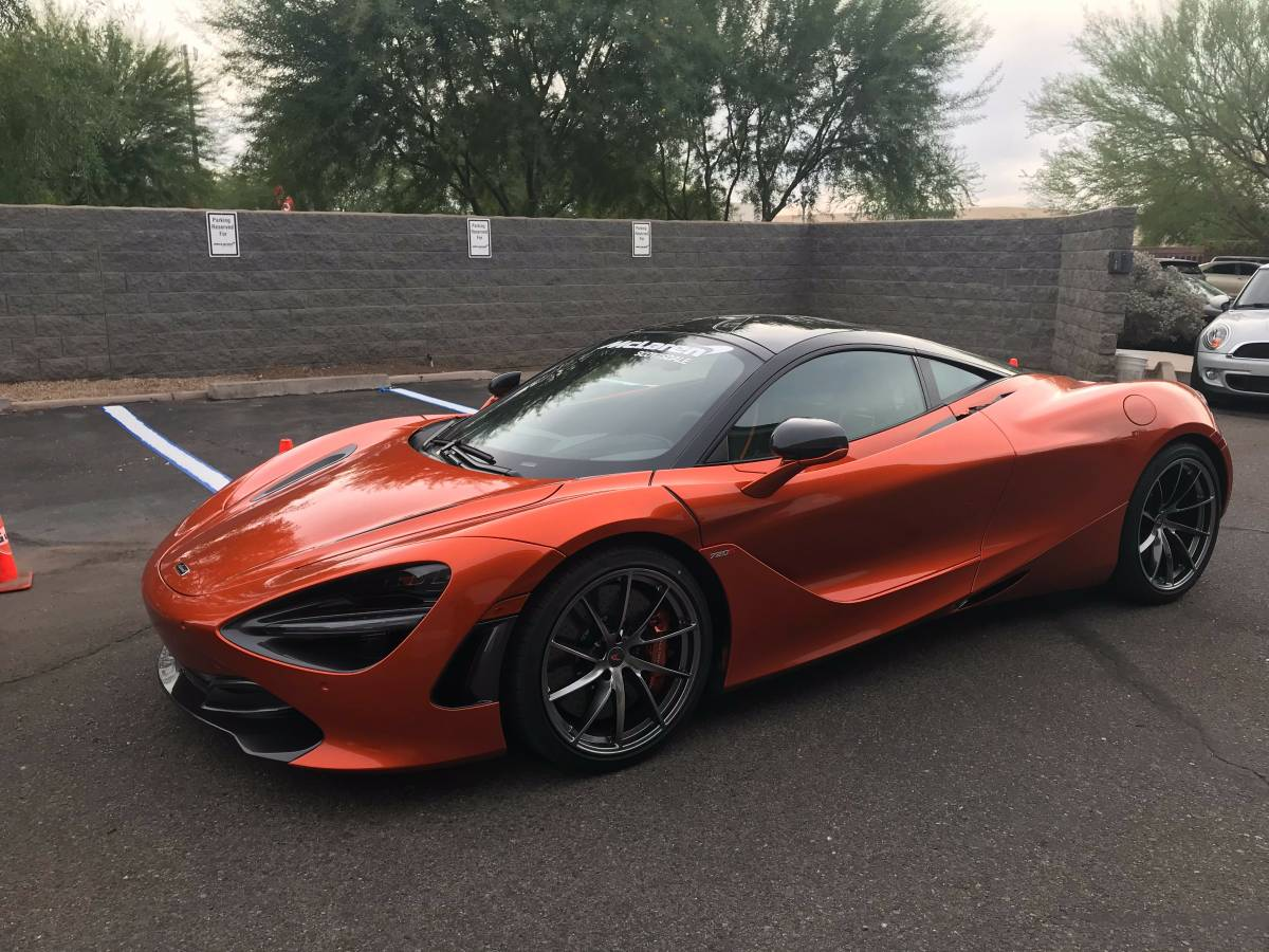Someone Is Selling A McLaren 720S For 25 Bitcoins On Craigslist ...
