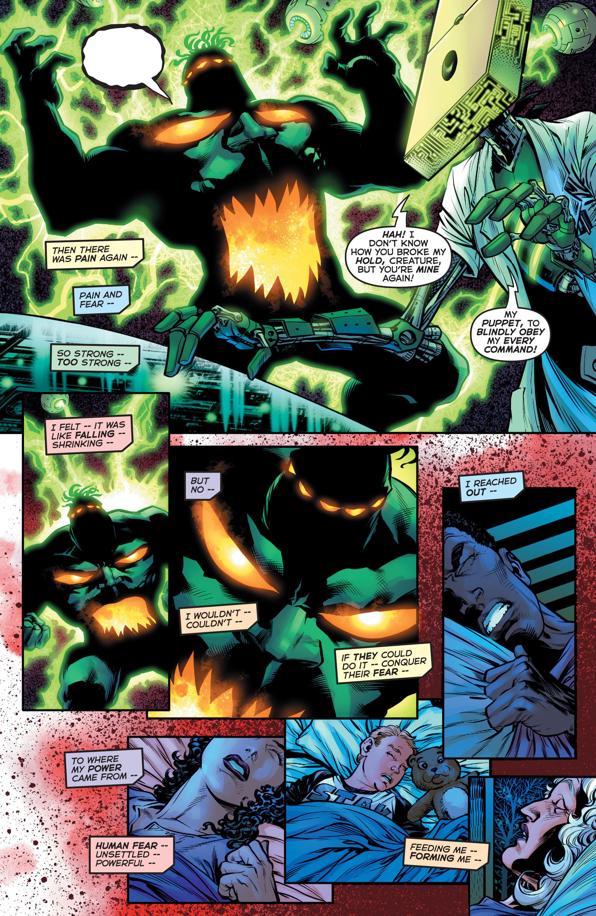 Read online Astro City comic -  Issue #31 - 20