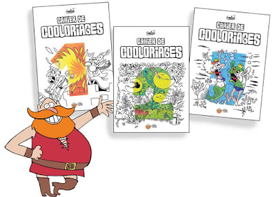 CONCOURS COOLORIAGES