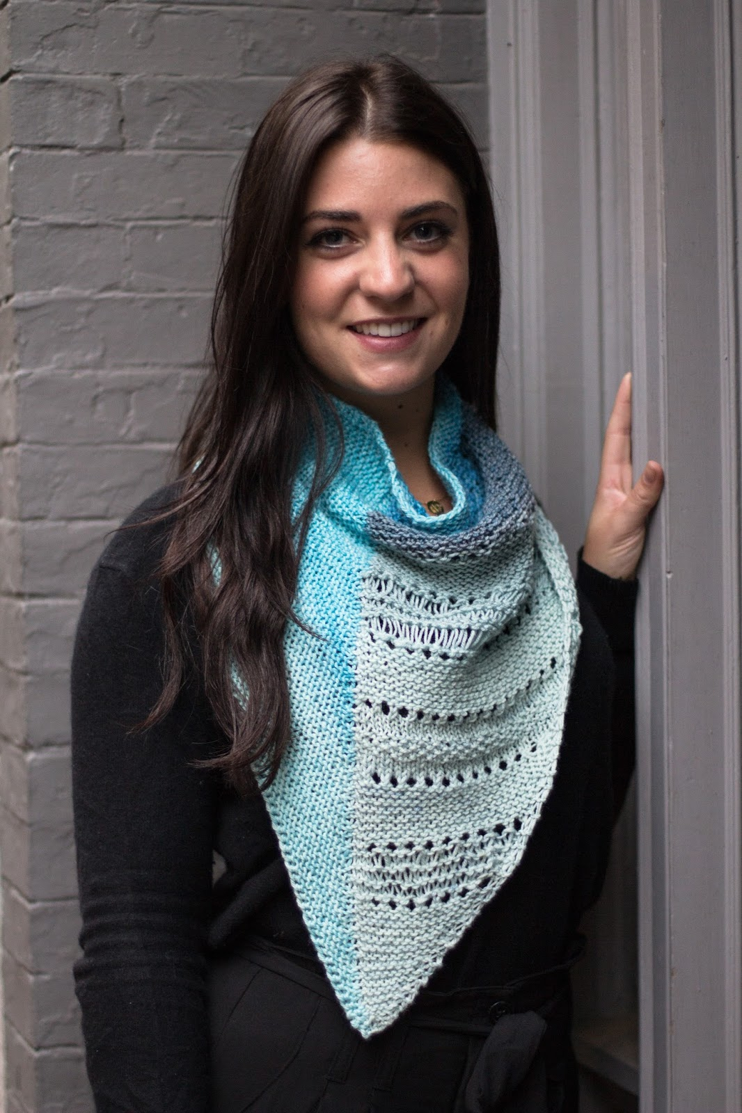df82d72dfca5 Thank you to BostonJen for donating a copy of her new shawl pattern