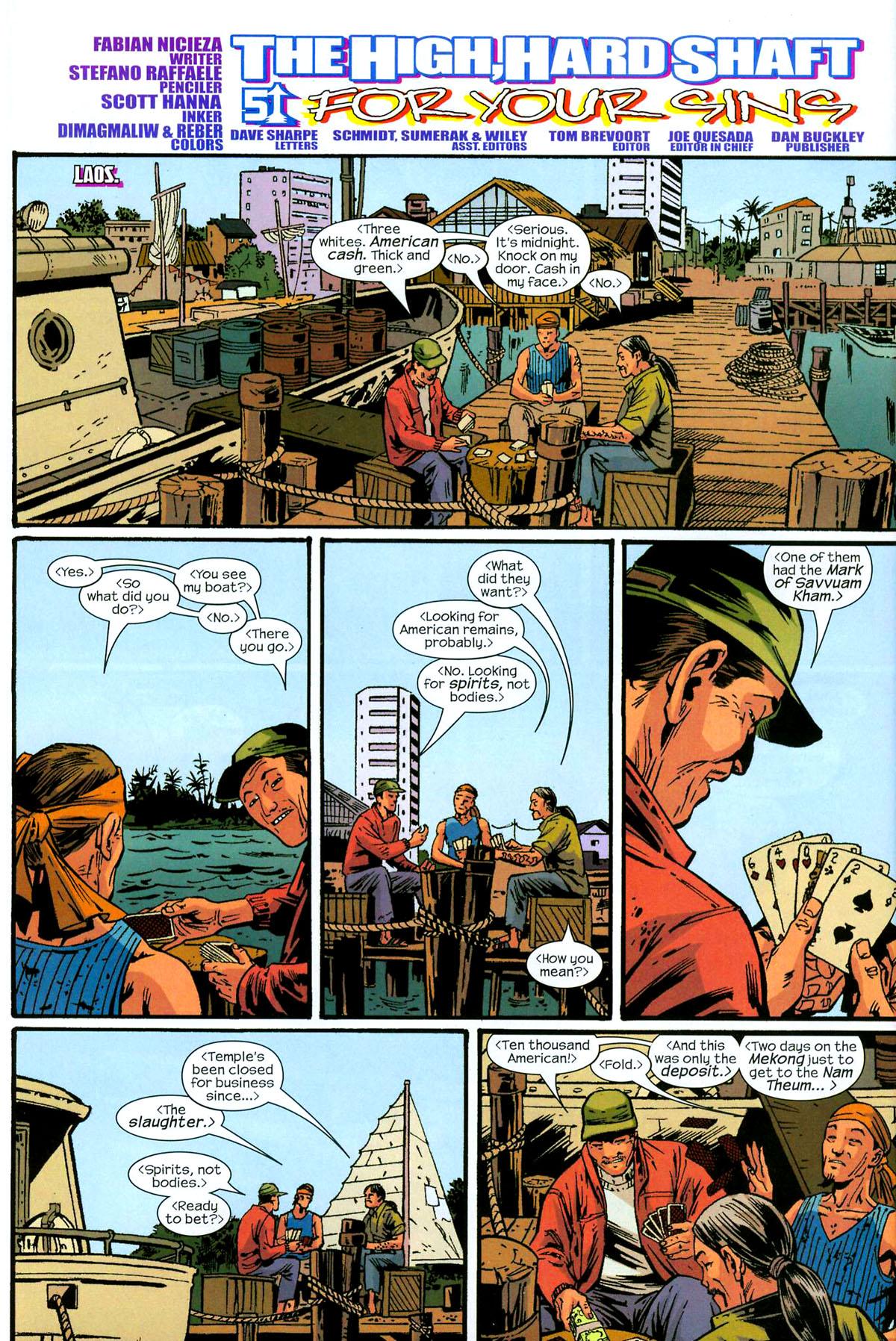 Hawkeye (2003) Issue #5 #5 - English 5