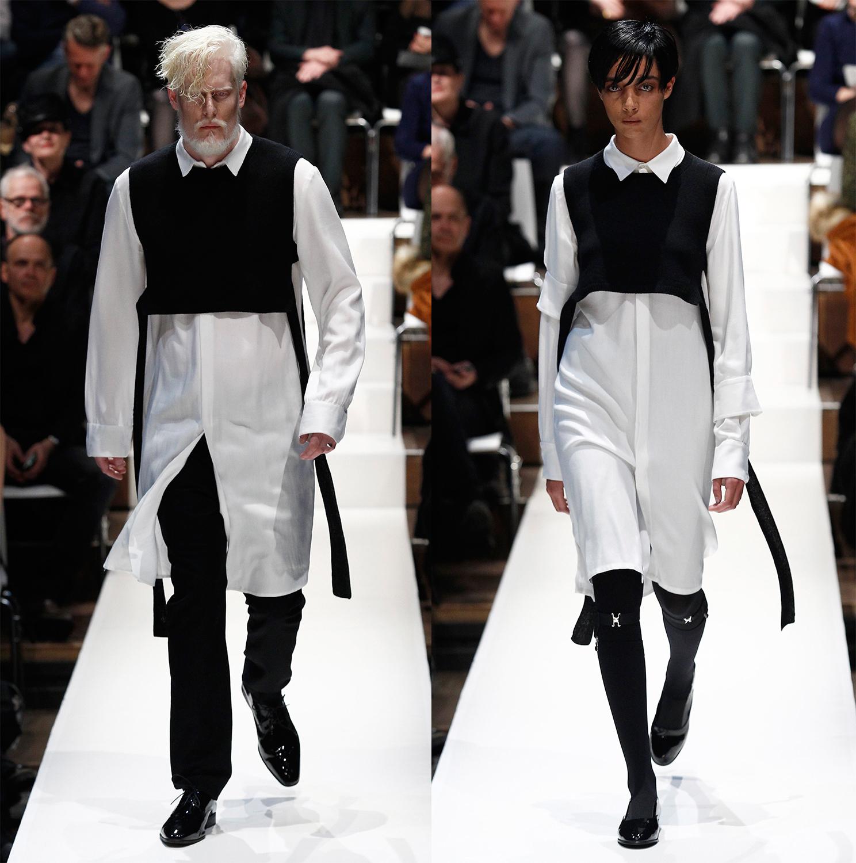 Fashion Designers Androgynous