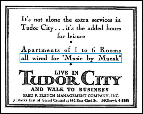 Tudor City Confidential: