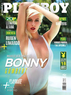 Revista Playboy Venezuela-Agosto 2016 PDF Digital