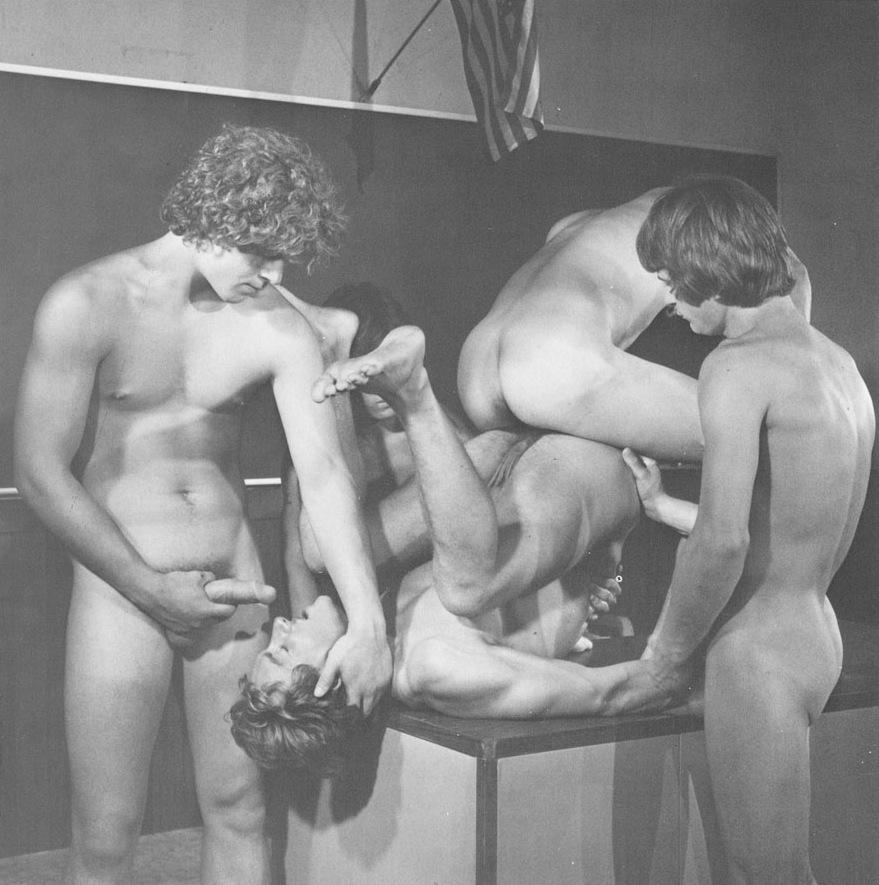 Classic Vintage Gay Porn