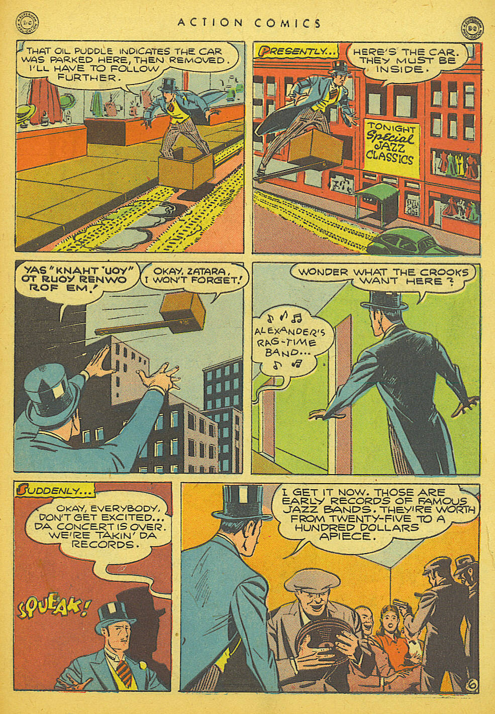 Read online Action Comics (1938) comic -  Issue #86 - 47