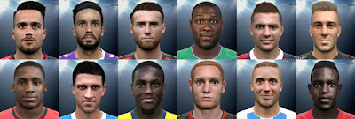 PES 2016 Face Pack N.12 by Andrey_Pol & Gonduras2012