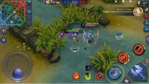 Cara Mengalahkan Fasha di Mobile Legends