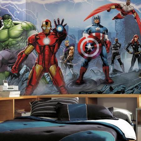 Superhjältar Tapet Marvel Tapet Avengers Superhjälte Tapeter