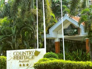 Hotel Murah Surabaya - Country Heritage Resort