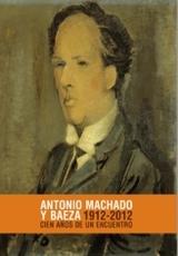 """Carátula del DVD: """"Antonio Machado y Baeza: 1912-2012, cien años de un encuentro"""""""