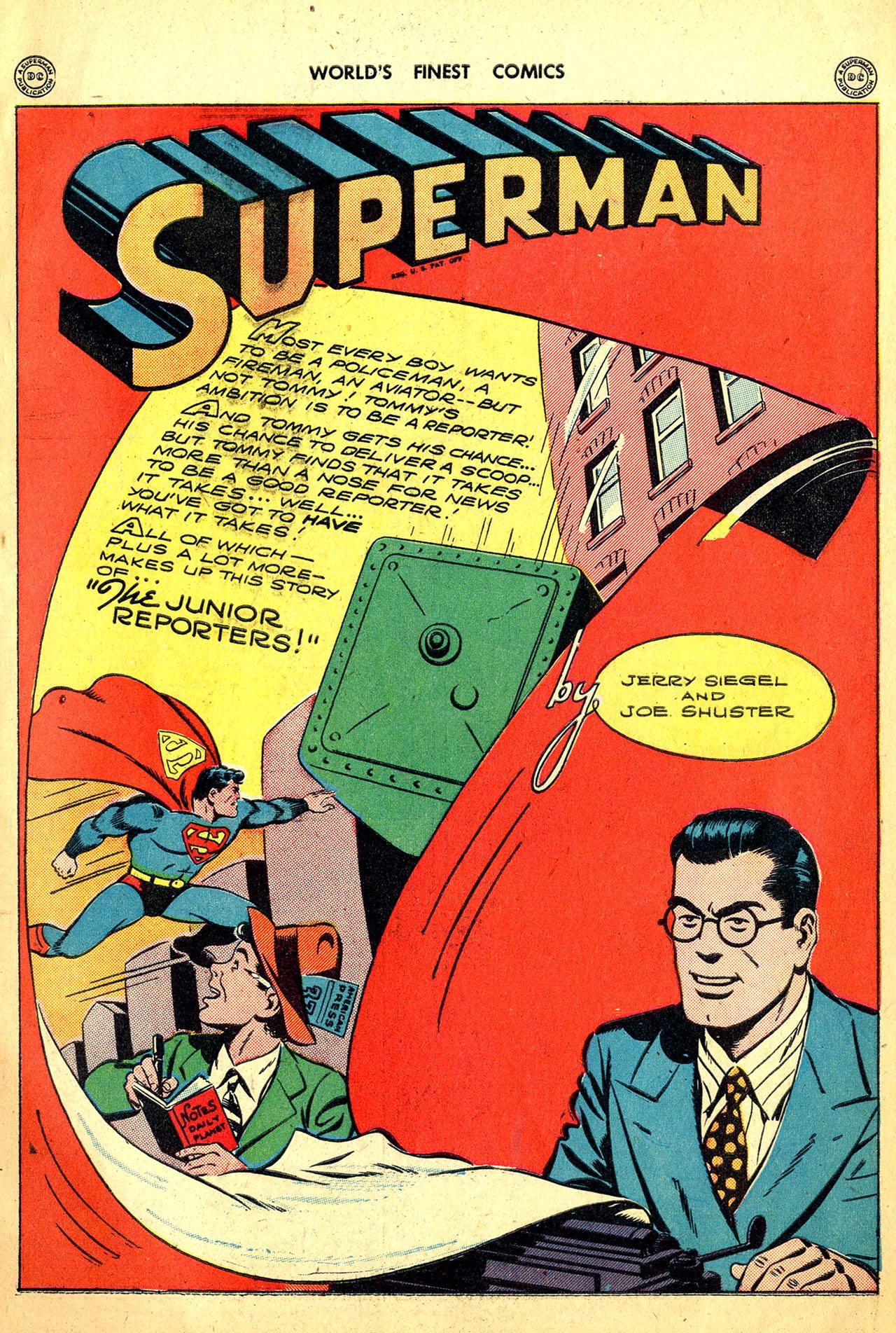 Read online World's Finest Comics comic -  Issue #18 - 3