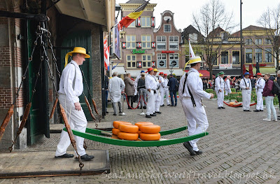 Alkmaar Cheese Auction, 阿克馬芝士拍賣, holland, netherlands, 荷蘭