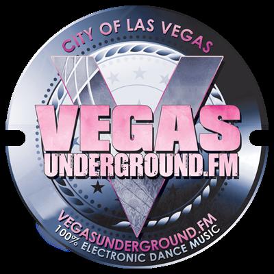 Las Vegas Undergorund FM Radio Logo Design