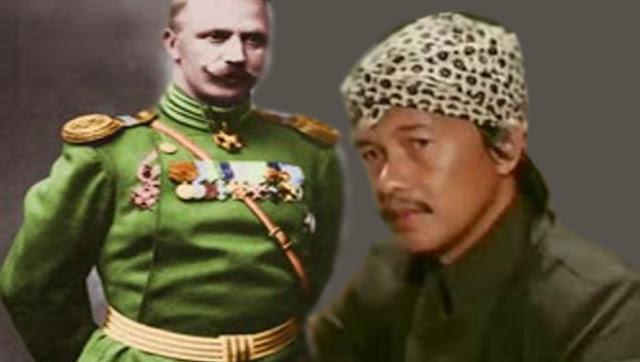 Pangeran Kusuma Jaya Penggangu Belanda Di Cidamar