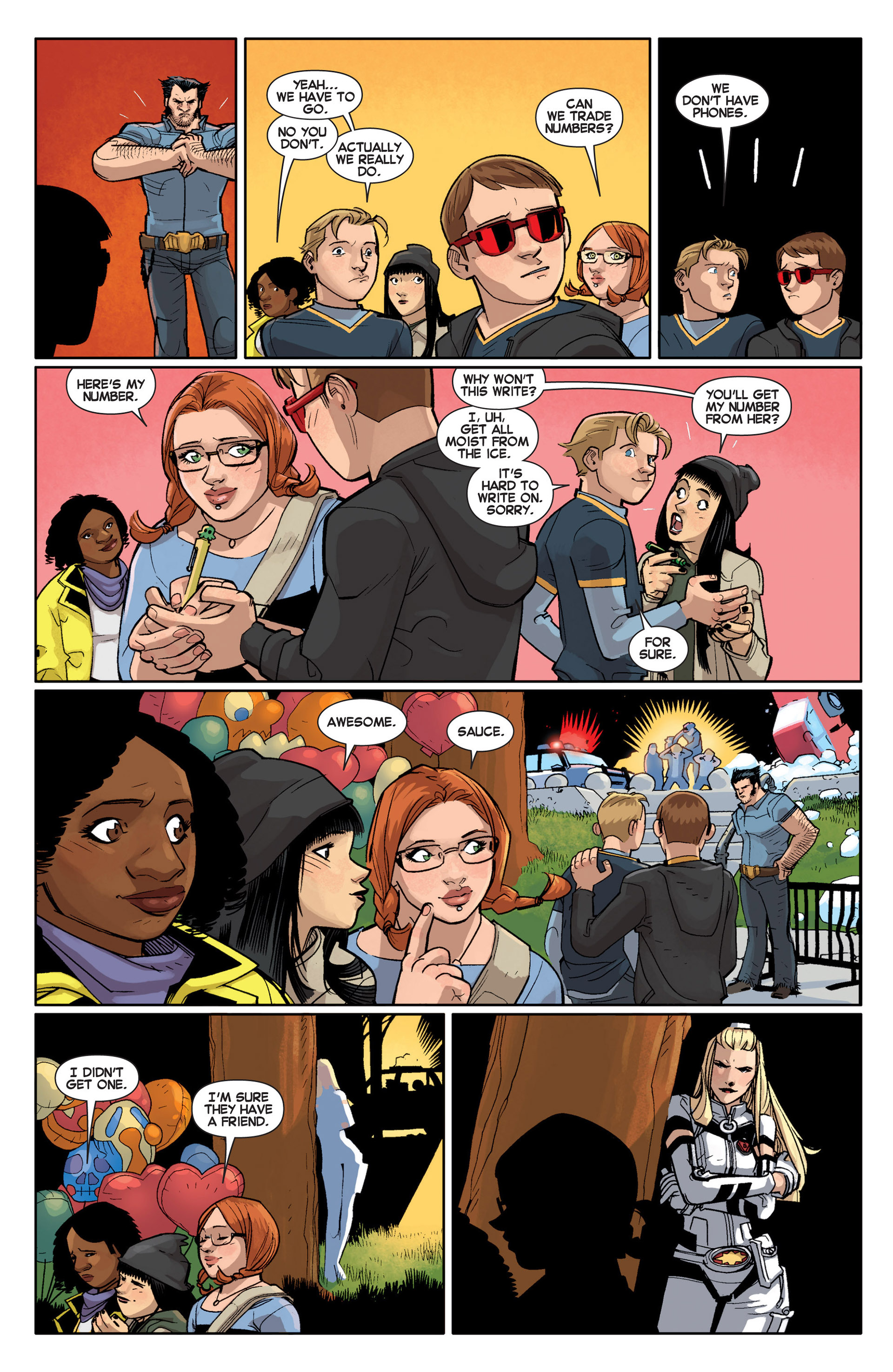 Read online All-New X-Men (2013) comic -  Issue #15 - 19