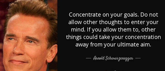 Arnold Schwarzenegger Motivational Business Quotes