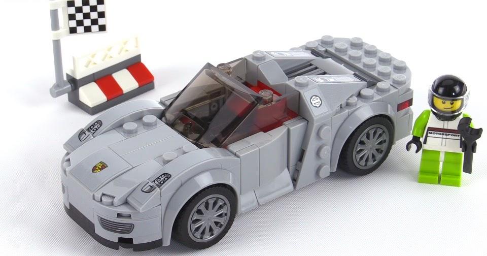 lego speed champions porsche 918 spyder review set 75910. Black Bedroom Furniture Sets. Home Design Ideas