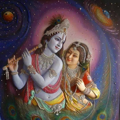 krishna-with-radha-in-space-pictures