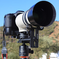 Sunwayfoto YLS-01 Y-Type Long Lens Support Review