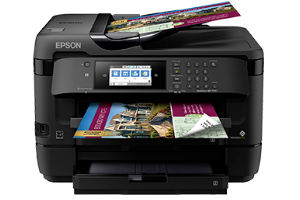 Epson WorkForce WF-7720 Printer Driver Downloads & Software for Windows