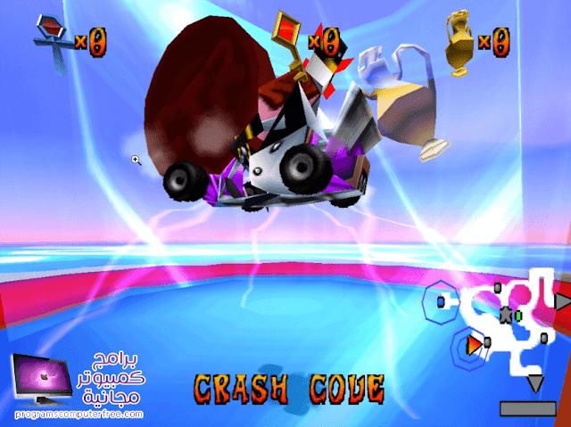 تحميل لعبة crash nitro kart للاندرويد