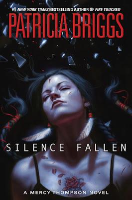 Bea's Book Nook, Review, Silence Fallen, Patricia Briggs