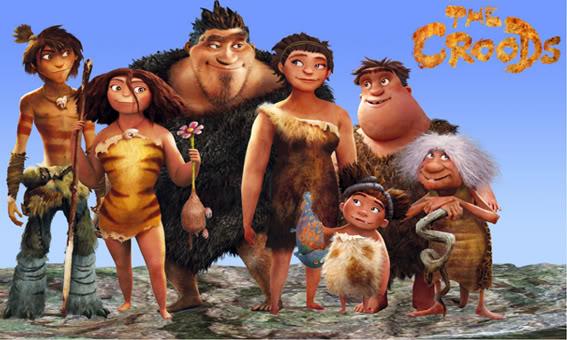 Um filme da DreamWorks