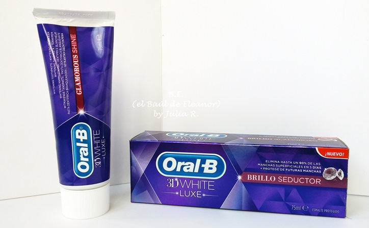 ORAL B-3D WITHENING TOOTHPASTE