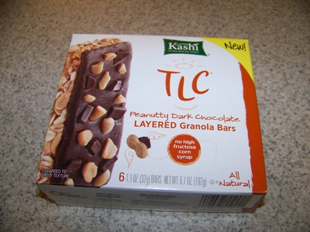 Review Kashi TLC Bars and Berry Blossoms Cereal Planet