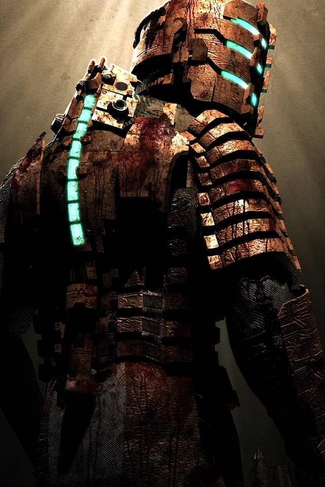 Dead Space 2  Galaxy Note HD Wallpaper