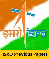 ISRO Previous Papers
