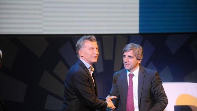 """Dos altos cargos de Macri, vinculados a fondos """"offshore"""""""