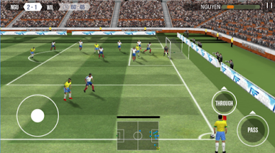 Real Football 2017 Mod Apk Terbaru