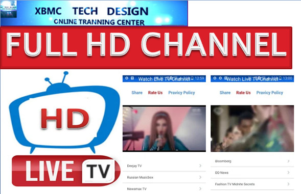 Live TV - Free M3u IPTV Player