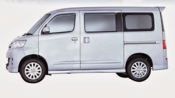 Spesifikasi Daihatsu Luxio 2015