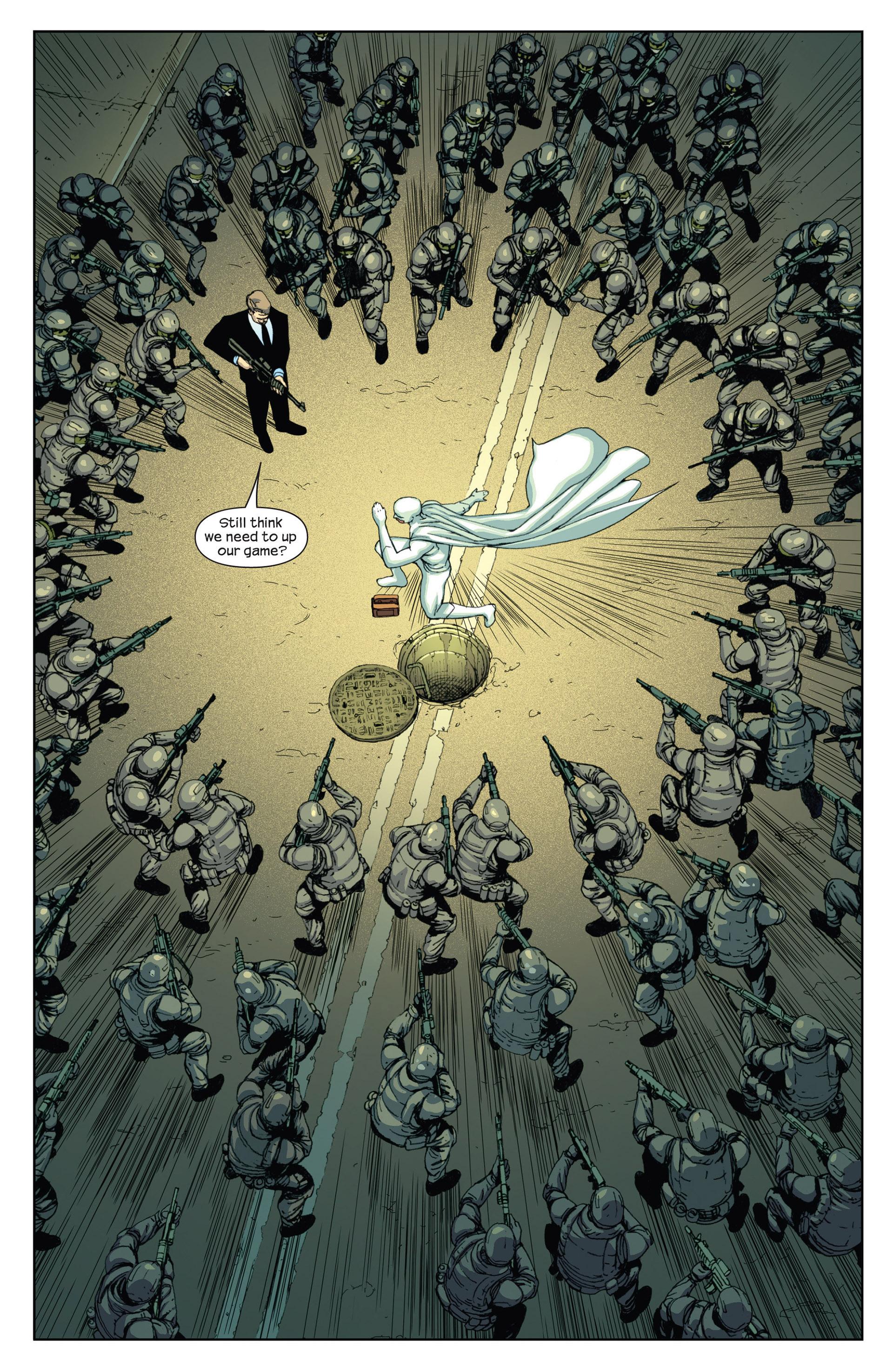 Read online Millar & McNiven's Nemesis comic -  Issue #2 - 25