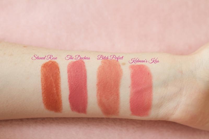 Charlotte Tilbury lipsticks