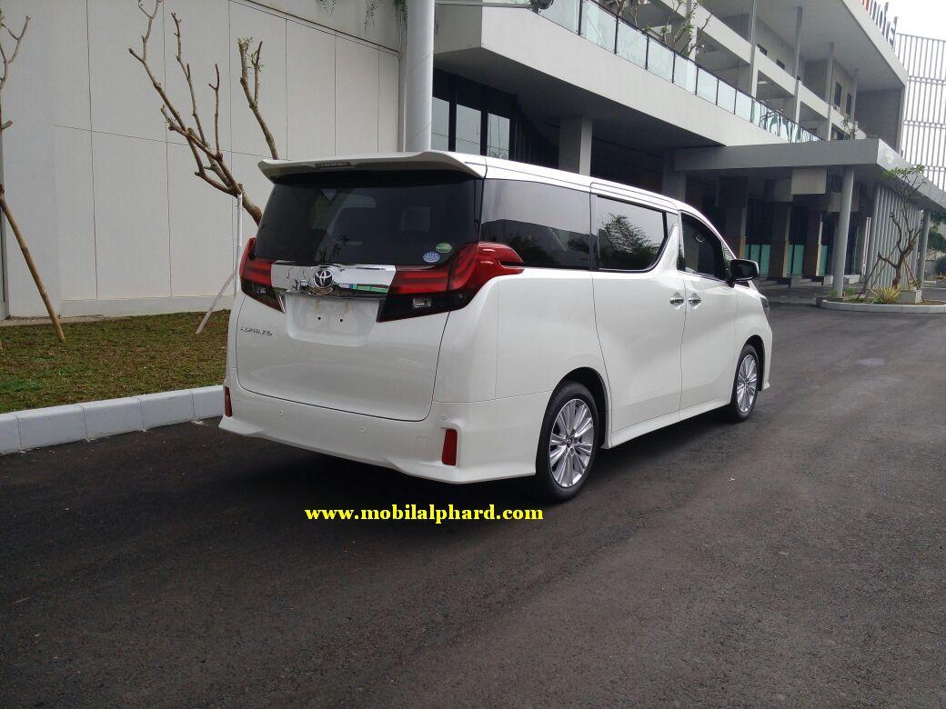 All New Alphard Facelift Kijang Innova G 2017 Sc Audioless Mobil Baru Cbu