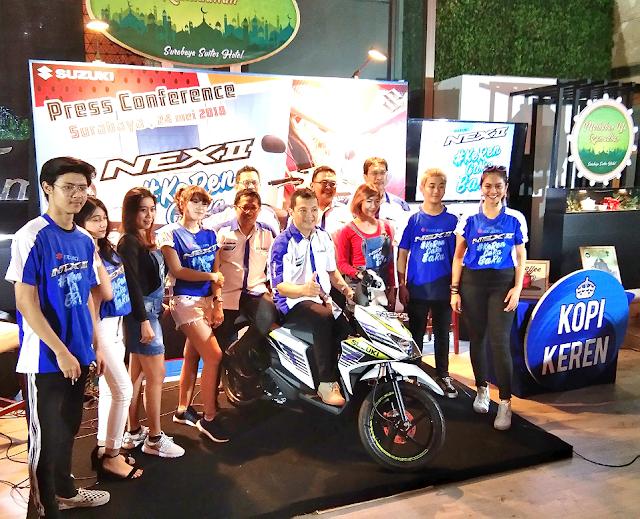 Suzuki Nex ii Surabaya