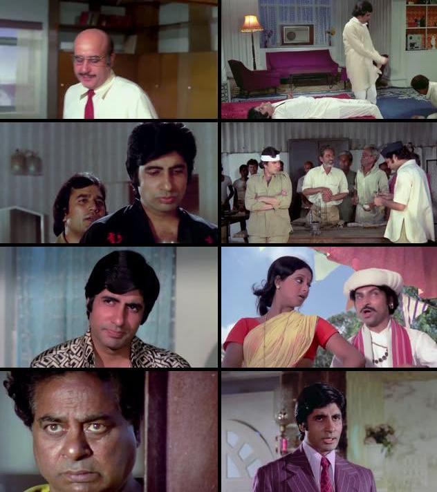 Namak Haraam 1973 Hindi 480p HDRip 350mb