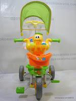 Sepeda Roda Tiga BabyDoes DT1112 Ducky