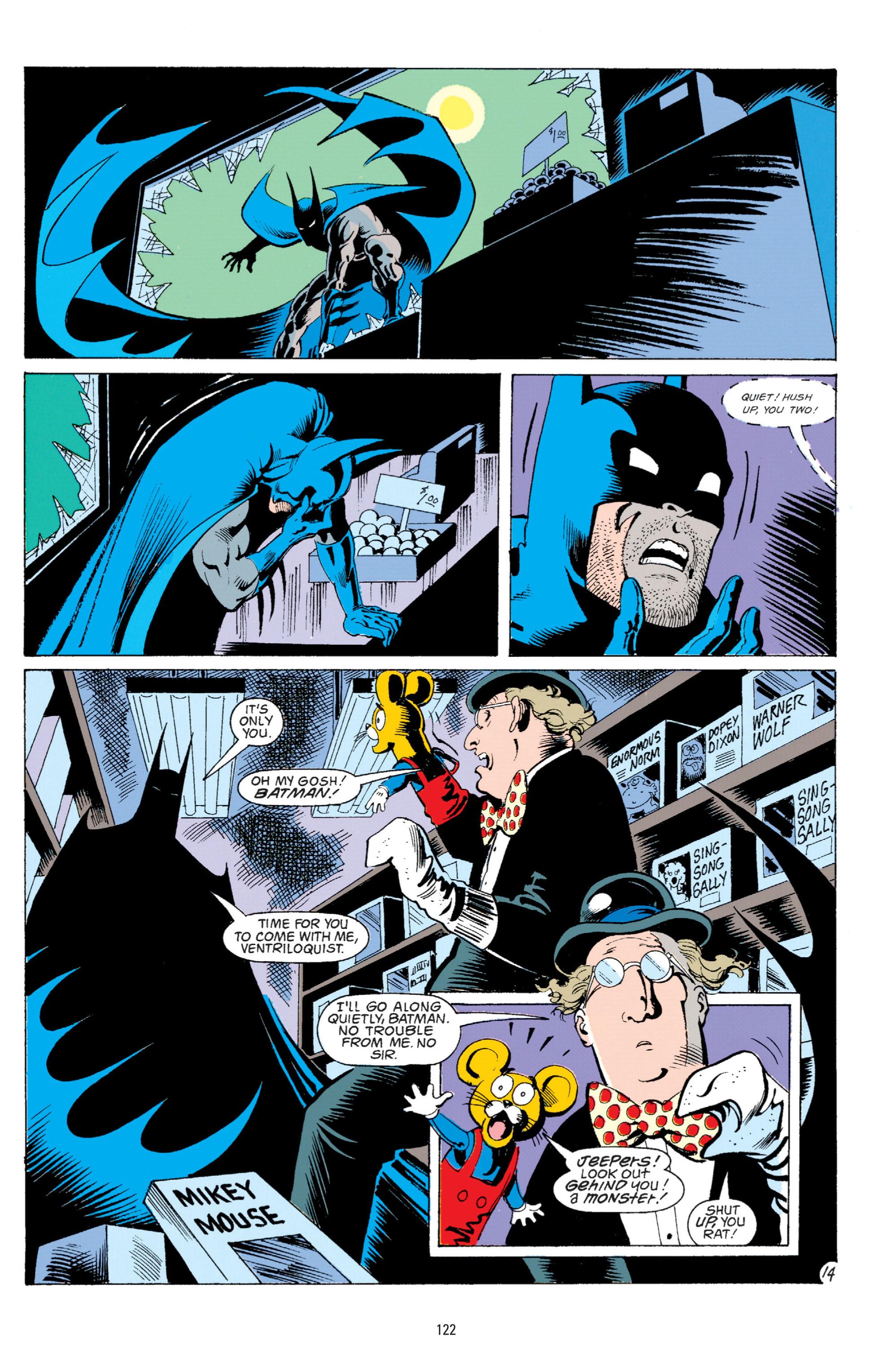 Detective Comics (1937) 659 Page 14