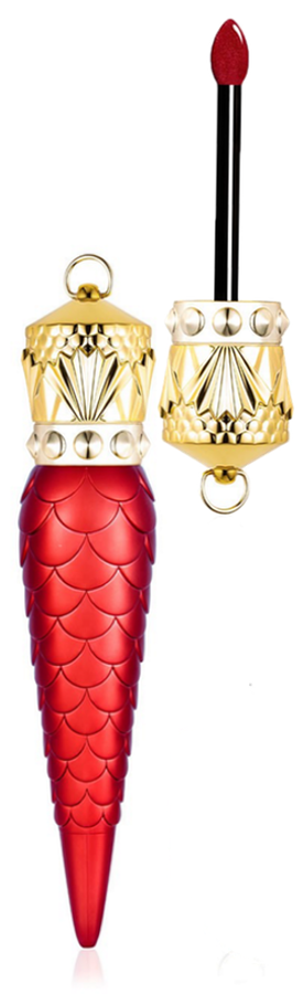Christian Louboutin Loubilaque Lip Lacquer in Rouge Louboutin