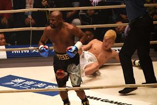 Floyd Mayweather makes millions after defeating Japanese kickboxer Tenshin Nasukawa