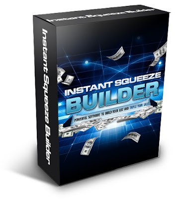 [GIVEAWAY] Instant Squeeze Builder [+BONUSES]