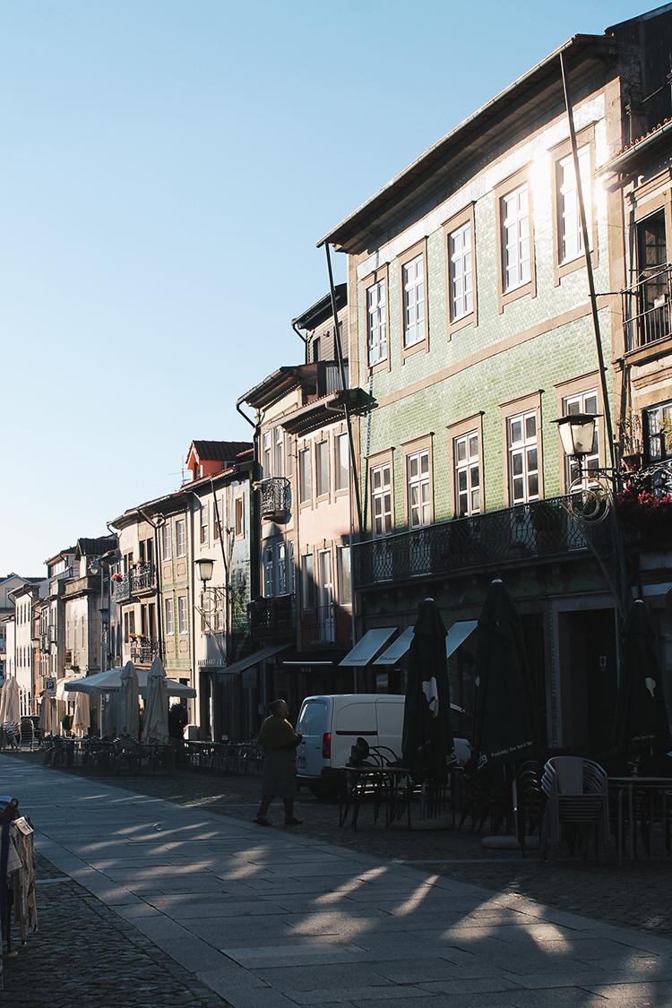 Viaje a Braga Portugal