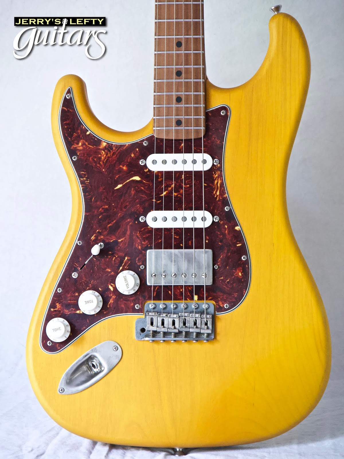 Jerry's Lefty Guitars newest guitar arrivals  Updated weekly!: LsL